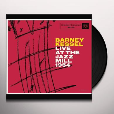 Barney Kessel LIVE AT THE JAZZ MILL Vinyl Record