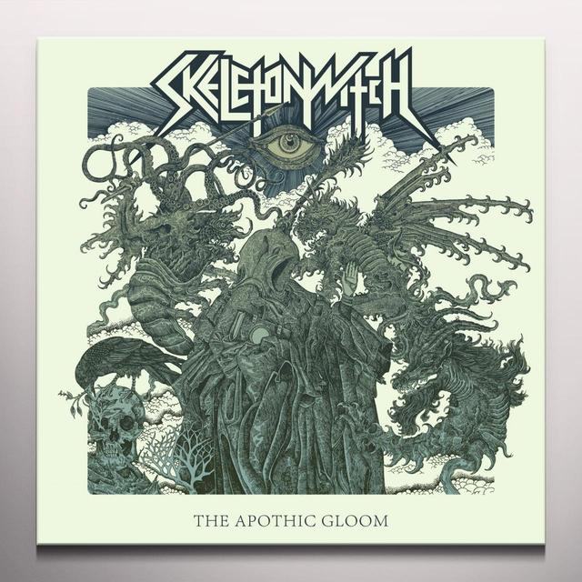 Skeletonwitch APOTHIC GLOOM (BLACK) Vinyl Record - Black Vinyl, Colored Vinyl, 180 Gram Pressing