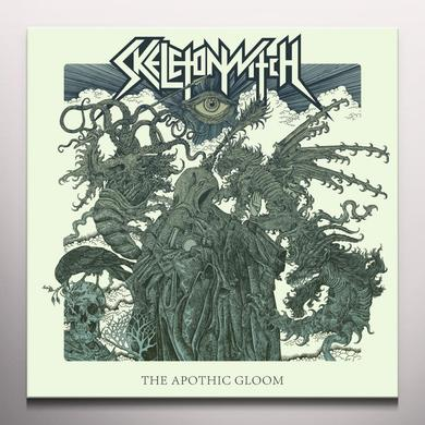 Skeletonwitch APOTHIC GLOOM (MARBLED) Vinyl Record - Colored Vinyl, Limited Edition