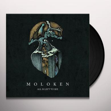 MOLOKEN ALL IS LEFT TO SEE Vinyl Record