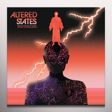John Corigliano ALTERED STATES / O.S.T. Vinyl Record - Gatefold Sleeve, 180 Gram Pressing, Purple Vinyl, Remastered