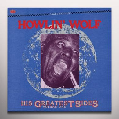 Howlin Wolf HIS GREATEST SIDES VOL. 1 Vinyl Record