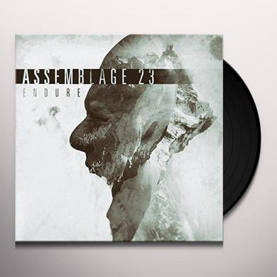 Assemblage 23 ENDURE Vinyl Record - Limited Edition