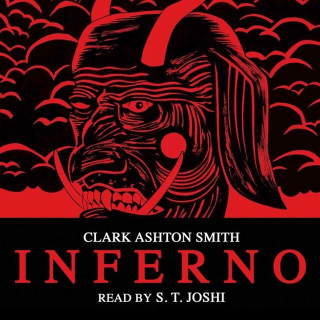 Clark Ashton Smith INFERNO Vinyl Record - Limited Edition, Red Vinyl