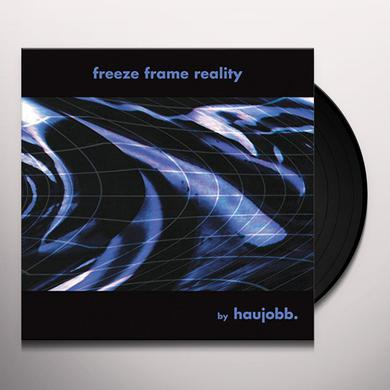 Haujobb FREEZE FRAME REALITY Vinyl Record