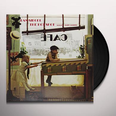 Dan Siegel HOT SHOT Vinyl Record