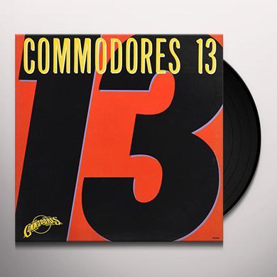 Commodores 13 (TOUCHDOWN) Vinyl Record