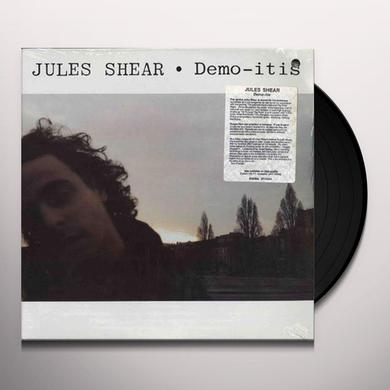 Jules Shear DEMO - ITIS Vinyl Record