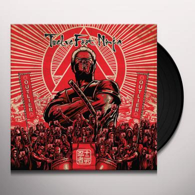 Twelve Foot Ninja OUTLIER Vinyl Record