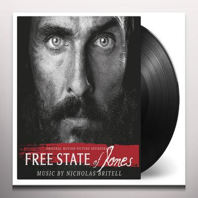 Nicholas Britell FREE STATE OF JONES / O.S.T. Vinyl Record