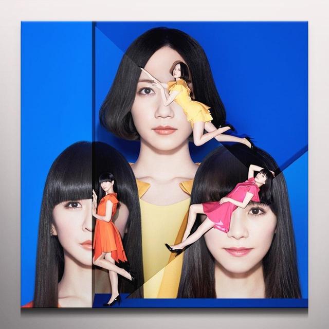 Perfume COSMIC EXPLORER Vinyl Record - Blue Vinyl, Colored Vinyl, Limited Edition, Orange Vinyl, Pink Vinyl