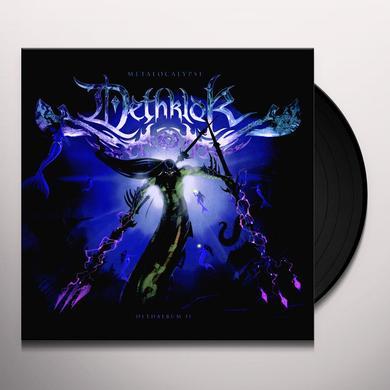 Metalocalypse: Dethklok DETHALBUM II Vinyl Record - Picture Disc
