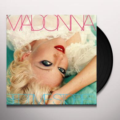 Madonna BEDTIME STORIES Vinyl Record - 180 Gram Pressing