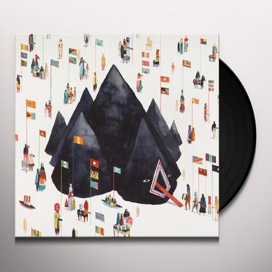 Young The Giant HOME OF THE STRANGE Vinyl Record - Digital Download Included