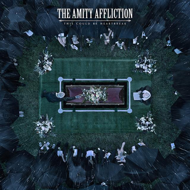 AMITY AFFLICTION THIS COULD BE HEARTBREAK Vinyl Record - Digital Download Included