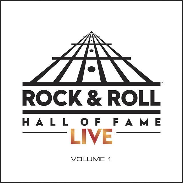 ROCK & ROLL HALL OF FAME LIVE 1 / VARIOUS (COLV) ROCK & ROLL HALL OF FAME LIVE 1 / VARIOUS Vinyl Record - Colored Vinyl