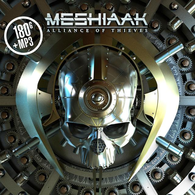MESHIAAK ALLIANCE OF THIEVES Vinyl Record - 180 Gram Pressing, Digital Download Included