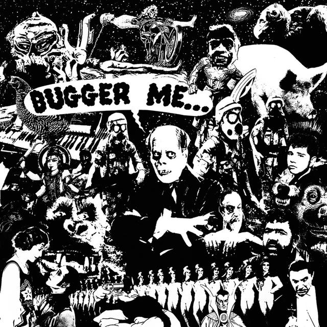 Sam Coomes BUGGER ME Vinyl Record