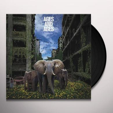 Ages And Ages SOMETHING TO RUIN Vinyl Record - Digital Download Included