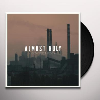 Atticus Ross / Leopold Ross / Bobby Krlic ALMOST HOLY / O.S.T. Vinyl Record