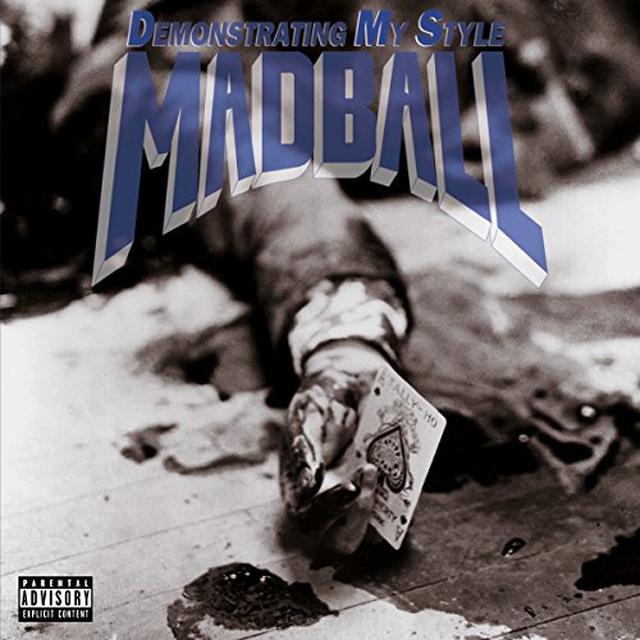 Madball DEMONSTRATING MY STYLE Vinyl Record - Holland Import