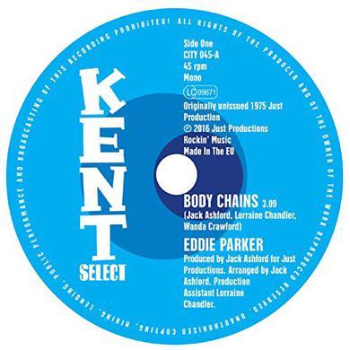 Eddie Parker / Pace-Setters BODY CHAINS / PUSH ON JESSE JACKSON Vinyl Record