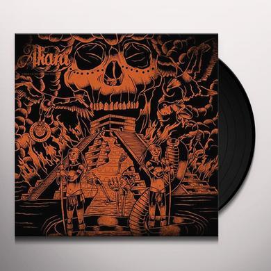 AKANI THROUGH MY DARKEST INFERNAL Vinyl Record - UK Import
