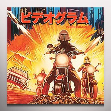 VIDEOGRAM GLADIATORI DELL'APOCALISSE (SPLATTER VINYL) Vinyl Record - Colored Vinyl