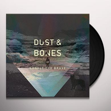 Lonely The Brave DUST & BONES (EP) Vinyl Record - UK Import