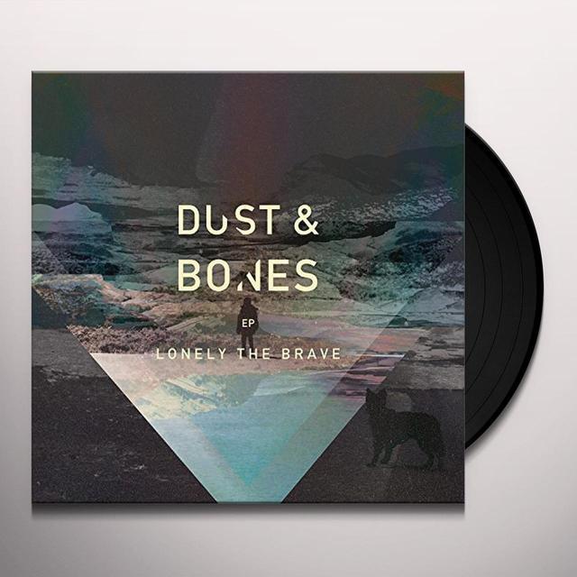 Lonely The Brave DUST & BONES (EP) Vinyl Record - UK Import