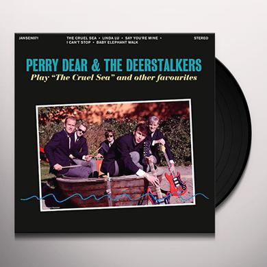 Perry Dear & The Deerstalkers PLAY THE CRUEL SEA & OTHER FAVOURITES Vinyl Record