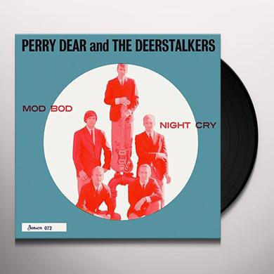 Perry Dear & The Deerstalkers MOD BOD / NIGHT CRY Vinyl Record - UK Import