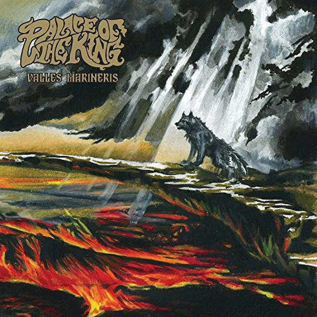 Palace Of The King VALLES MARINERIS Vinyl Record - UK Import