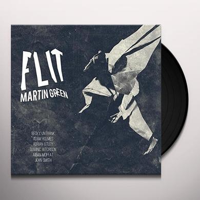 Martin Green FLIT Vinyl Record - UK Import