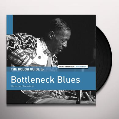 ROUGH GUIDE TO BOTTLENECK BLUES Vinyl Record - UK Release