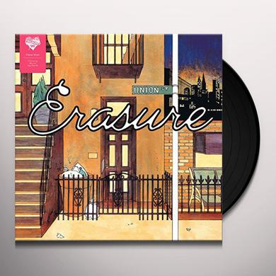Erasure UNION STREET Vinyl Record