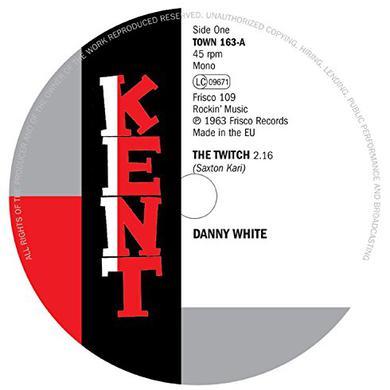 Danny White / Betty Bibbs TWITCH / ENOUGH FOR EVERYBODY Vinyl Record