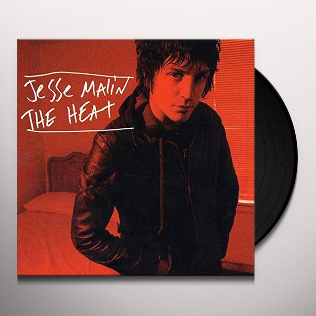 Jesse Malin HEAT Vinyl Record - Deluxe Edition, UK Import