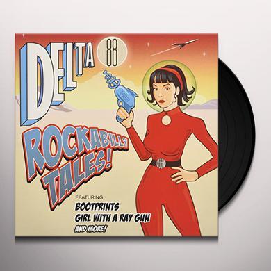 Delta 88 ROCKABILLY TALES Vinyl Record