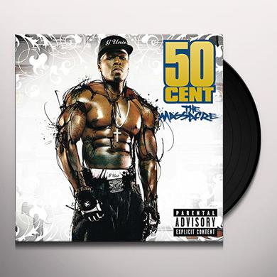 50 Cent MASSACRE Vinyl Record