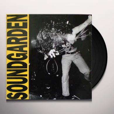 Soundgarden LOUDER THAN LOVE Vinyl Record