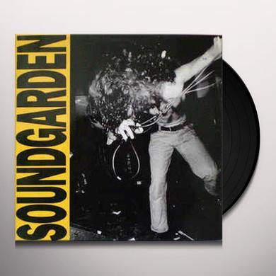 Soundgarden LOUDER THAN LOVE Vinyl Record - 180 Gram Pressing