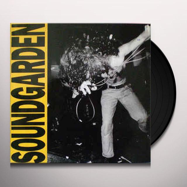 Soundgarden LOUDER THAN LOVE Vinyl Record - 180 Gram Pressing