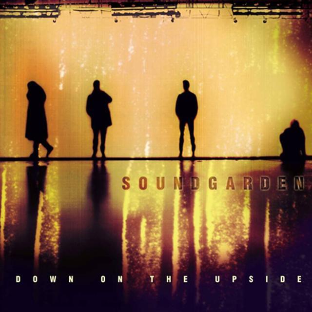 Soundgarden DOWN ON THE UPSIDE Vinyl Record - 180 Gram Pressing