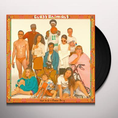Glass Animals HOW TO BE A HUMAN BEING Vinyl Record