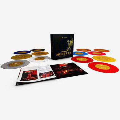 "Freddie Mercury ""Messenger of the Gods"" Limited Edition Box Set (Vinyl)"