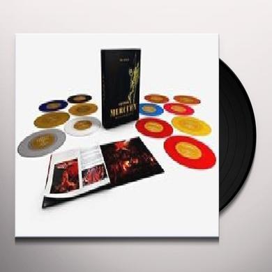 Freddie Mercury MESSENGER OF THE GODS (BOX) Vinyl Record
