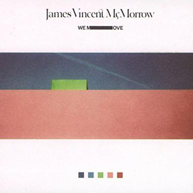 James Vincent Mcmorrow WE MOVE Vinyl Record