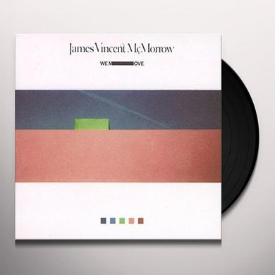 James Vincent Mcmorrow WE MOVE Vinyl Record - Digital Download Included