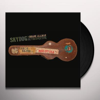 ALLMAN,DUANE SKYDOG: DUANE ALLMAN RETROSPECTIVE Vinyl Record - Limited Edition, 180 Gram Pressing